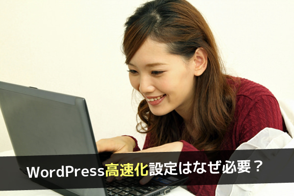 WordPress高速化の概要