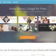 Facebookページのカバー写真が簡単に作れる無料ツールFotoJet