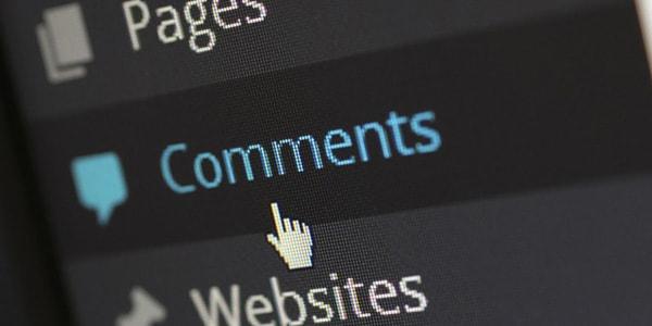 コメント管理