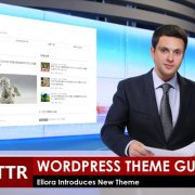 WordPress Theme Gush4のデザインと新機能のご紹介