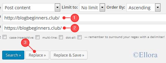 Search Regexで置換検索