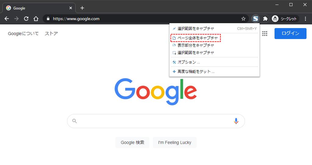Fireshot Chrome版