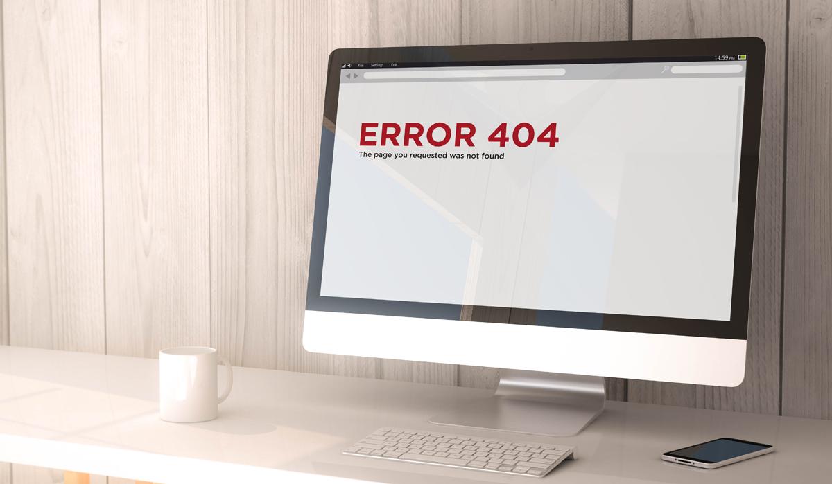 WordPress 404 エラーページの作り方・カスタマイズ方法 - Naifix